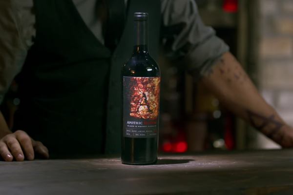 Introducing Apothic Inferno: Wine with a Whiskey Soul