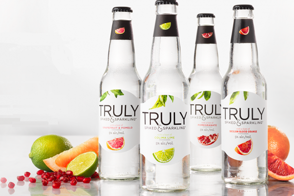 Truly Spiked & Sparkling Introduces Sicilian Blood Orange