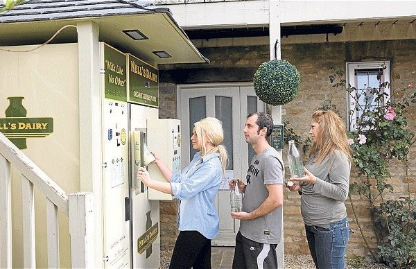 Raw Milk Vending Machine Market Forecast Until 2024