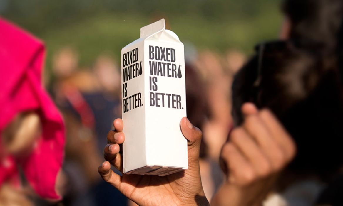 Boxed Water Expands Distribution In Southern California