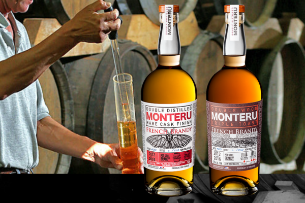 Maison Monteru Releases A Line Of Rare Cask French Brandies