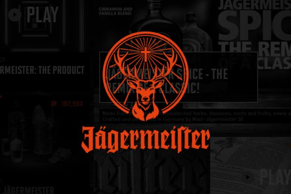 Jägermeister Introduces New Bottle Design With Bolder Logo