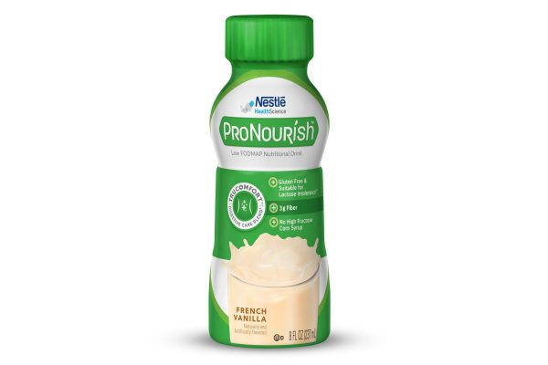 Nestlé Unveils ProNourish Low FODMAP Nutritional Drink