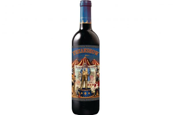 2014 Freakshow Red Wine is Set to Enter U.S. Market