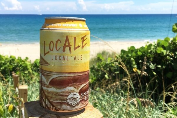 Saltwater Brewery Launches Third Canned Beer