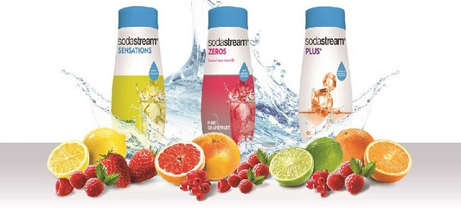 SodaStream Fights Against PET Pollution