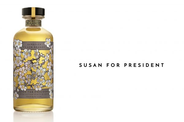 Susan For President – Innovative Limited Edition Spirit