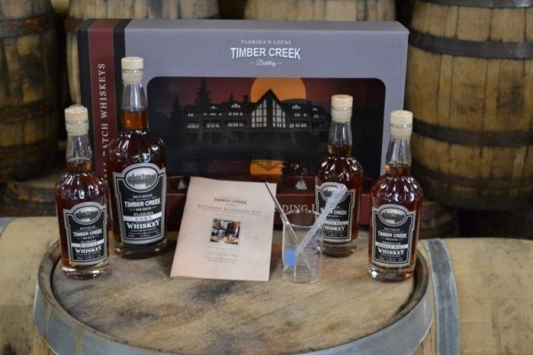 World's First Bourbon Blending Kit