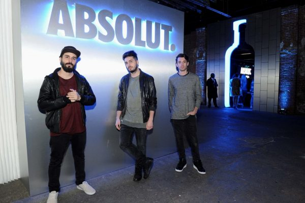 Absolut Celebrates Return Of Limited Edition Absolut Electrik Bottle