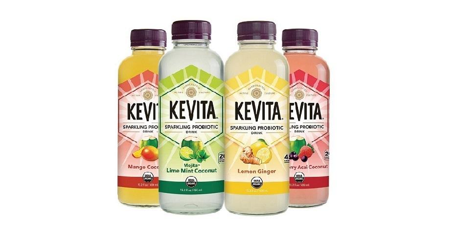 PepsiCo Acquire KeVita Brand