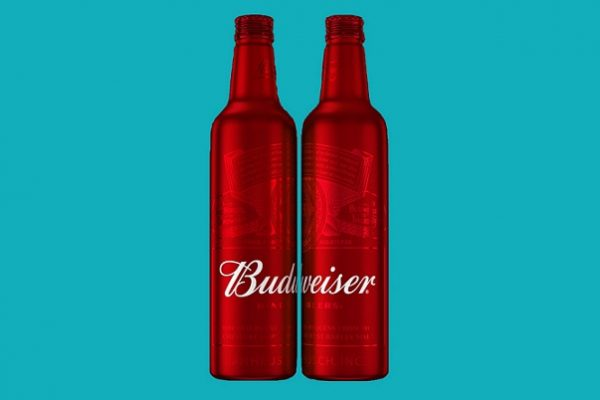 Budweiser Presents New Holiday Look