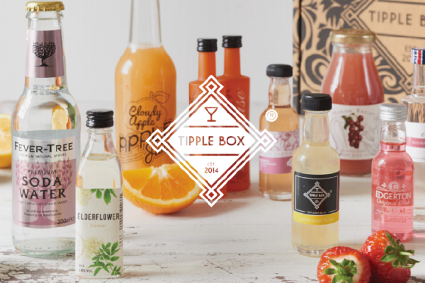 Tipple Box Raises a Glass to Success