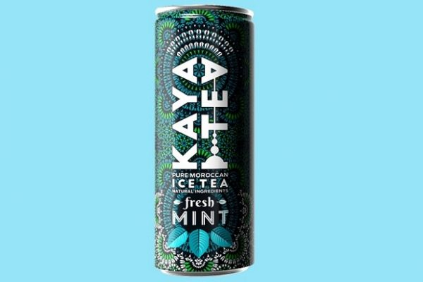 Kaya Moroccan Iced Tea Infused With Mint