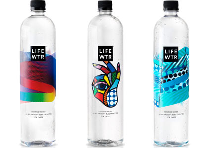 PepsiCo Launches New Premium Bottled Water
