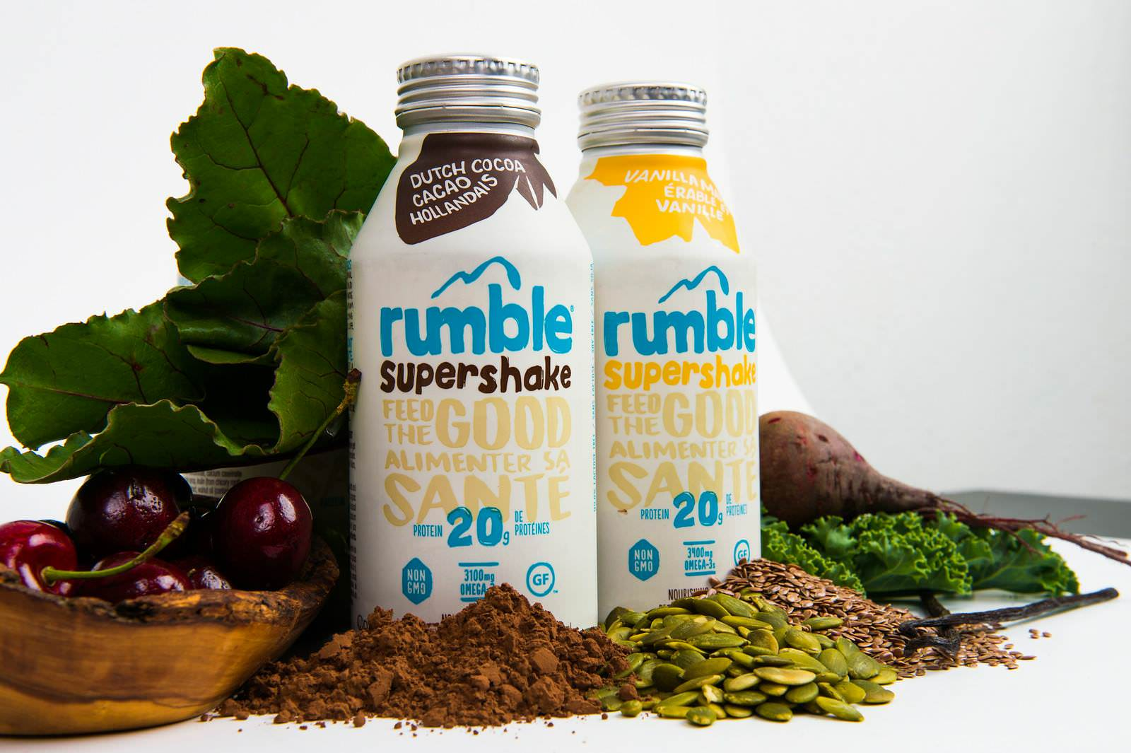 The Story Of Protein Rumble Supershake
