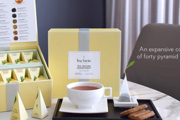 Tea Forte Launches Sipscriptions Tea