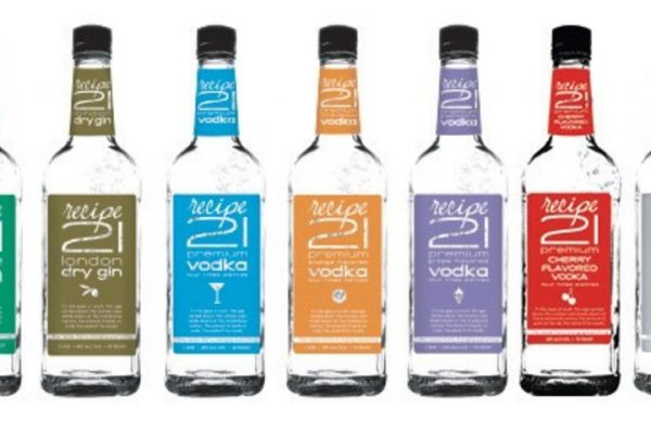 Recipe 21 Vodka Surges Sales with New Flavor