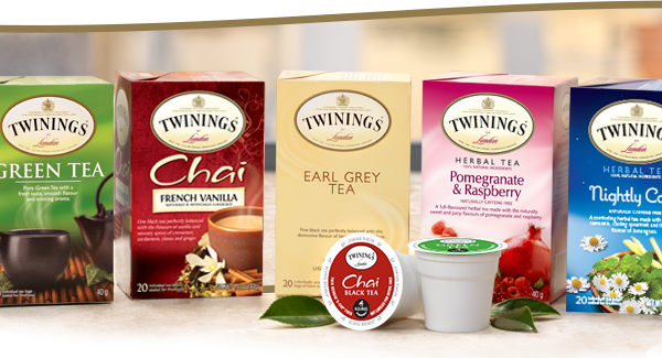 Twinings Expands the Earl Grey Blend Family