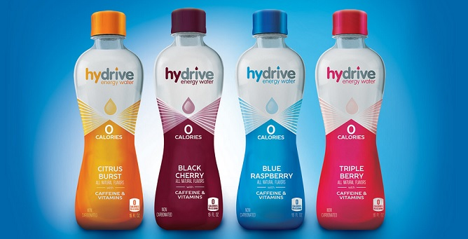 Hydrive Energy Water Improves Their Line