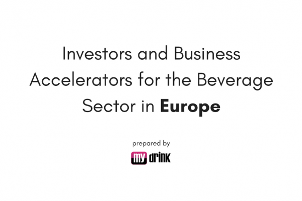 Investors and Business Accelerators for the Beverage Sector in Europe
