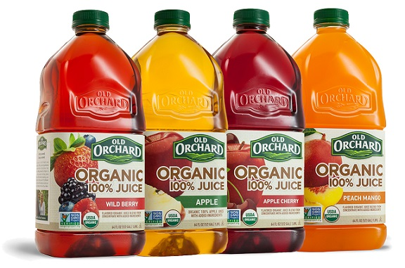 Old Orchard Plans to Give Away Two Truckloads of Juice