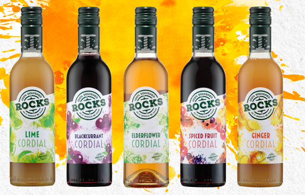Rocks Organic Cordial Line For Adults