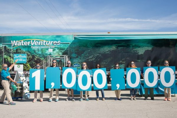 Water Ventures Has Reached A Milestone Of Educating Over 1 Million People