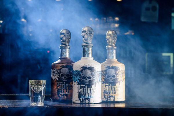 Padre azul Tequila Launches in the US