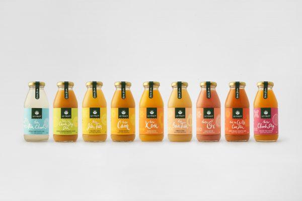 Le Fruit Fresh Juice Line