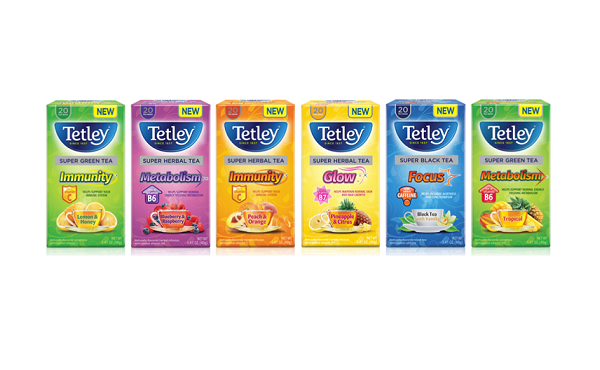Tetley Super Teas – Beverage Product of the Year