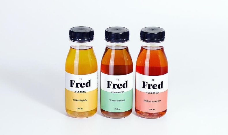 Fred Releases Cold Brew Tea Line