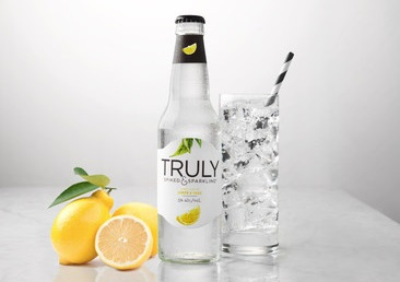 Spiked Sparkling Water Brings New Taste: Lemon & Yuzu
