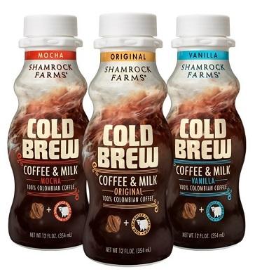 Shamrock Farm Cold Brew Coffee