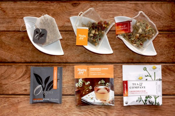 Mighty Leaf Introduces Three Distinct Tea Lines
