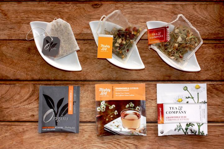 Mighty Leaf Introduces Three Distinct Tea Lines