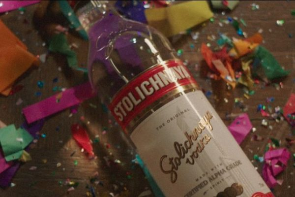 """Stoli Returns to TV with New """"THE Vodka"""" Commercial"""