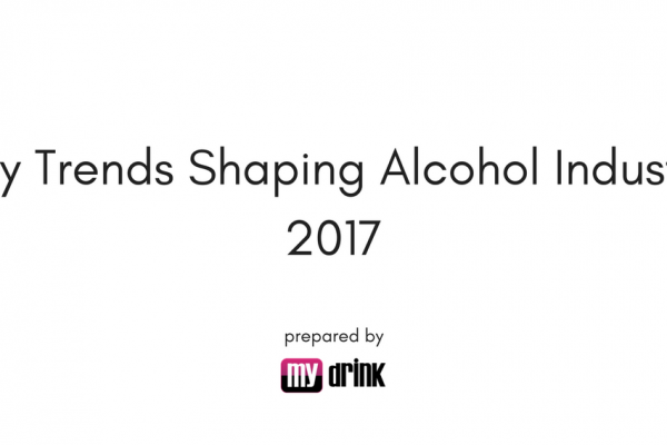 Key Trends Shaping Alcohol Industry in 2017