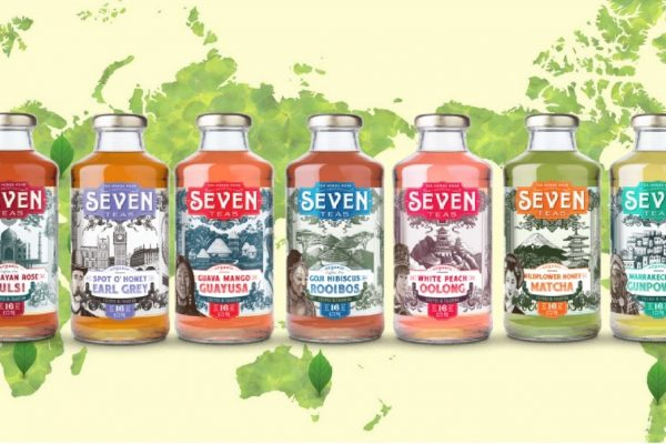 Seven Teas – The Voyage Around The World