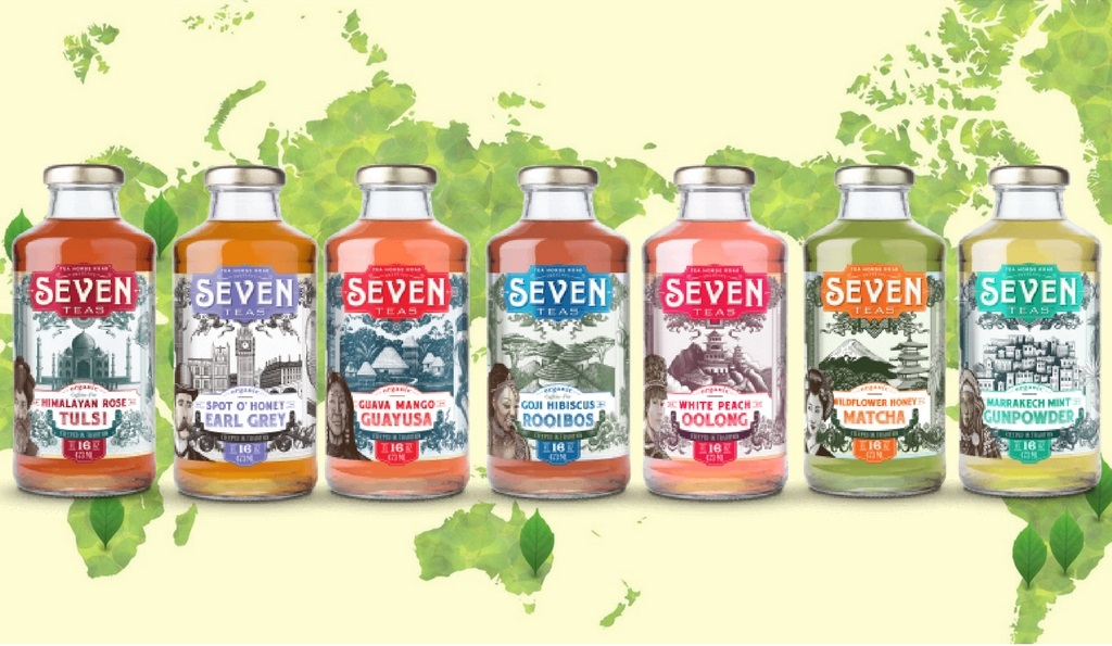 Seven Teas - The Voyage Around The World