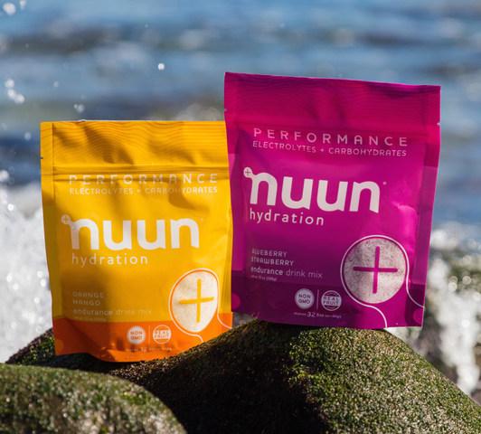 nuun Debuts Natural Endurance Drink Mix