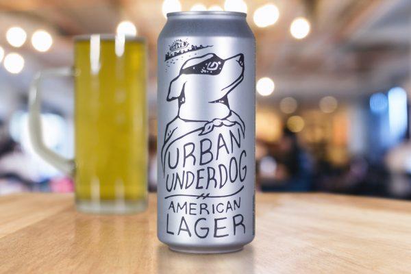 Urban Chestnut Launches Urban Underdog Cans