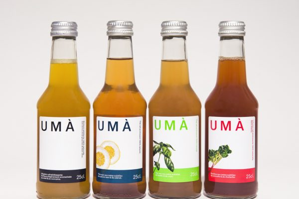 UMÀ – Fresh Taste Created by Parisian Entrepreneurs