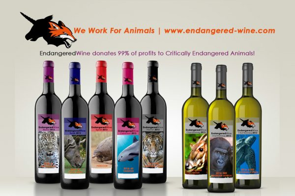 Endangered-Wine Launches New Lifestyle Label