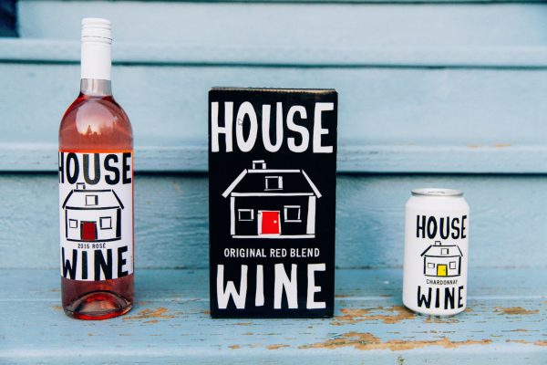 House Wine Splashes into Summer with Cans