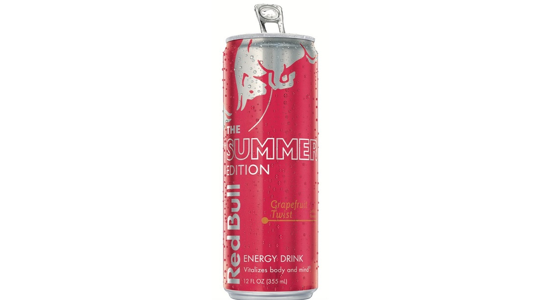Red Bull Releases Limited Summer Edition