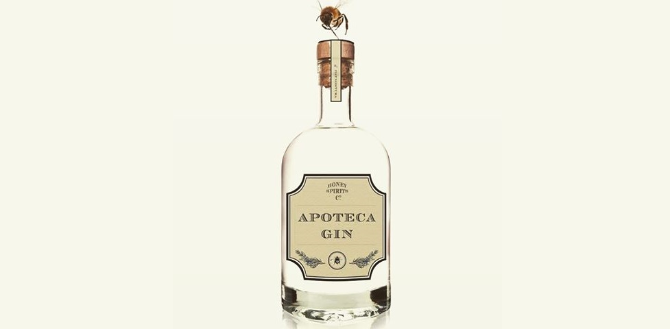 Apoteca Gin - The Combination of 22 Botanicals
