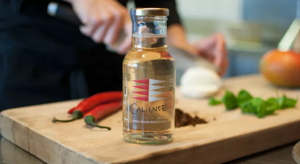 Caliente Launches Fourth Flavor