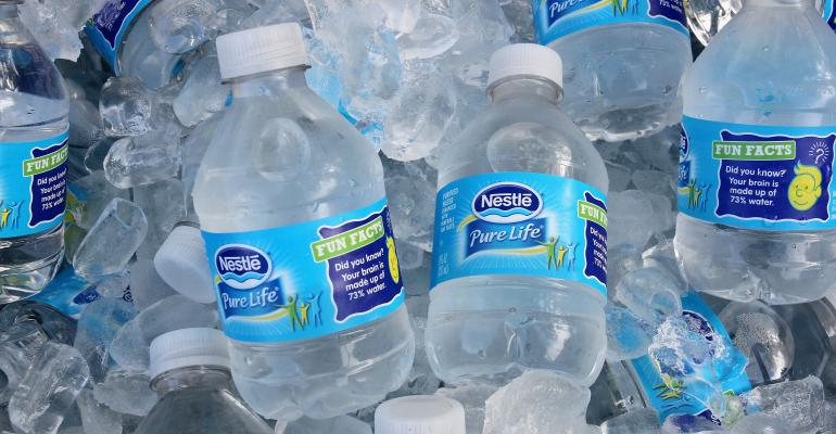 Nestlé Waters Announces $6 Million Investment in Closed Loop Fund