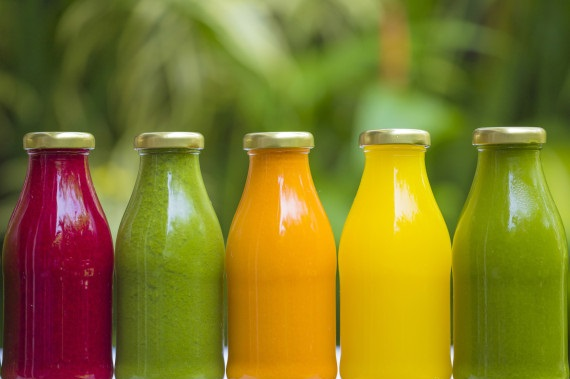 The Growth of Cold Pressed Juice Market