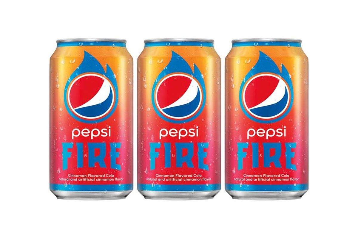 Pepsi Turns Up The Heat This Summer With New Release
